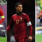Cristiano Ronaldo portugal top goal scorer history