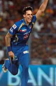 Mitchell Johnson ipl