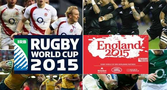 Rugby World Cup 2015 Schedule