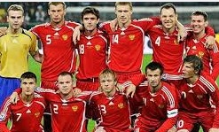 Russia world cup team