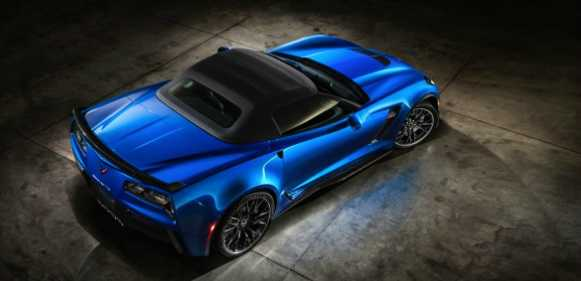 2015 Chevrolet Z06 coupe