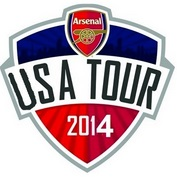 Arsenal Pre-Season 2014 Tour