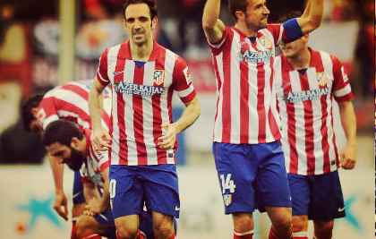 Atletico Madrid highlights