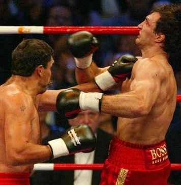 Corrie Sanders vs. Wladimir Klitschko