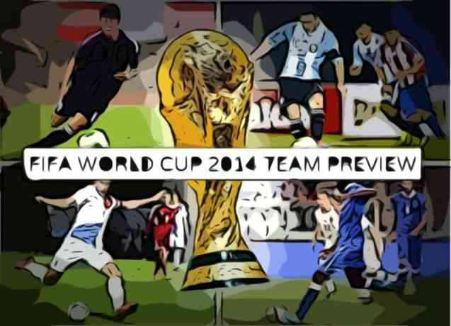 FIFA World Cup 32 Team Preview Line-ups Key players