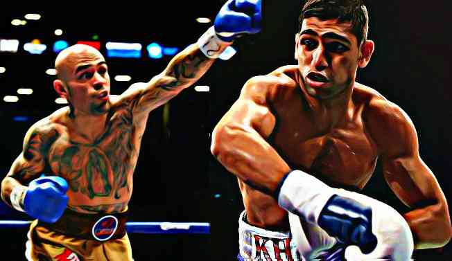 Khan vs Collazo Live  Streaming