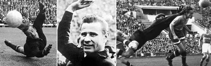 Lev Yashin greatest goalkeeper ever