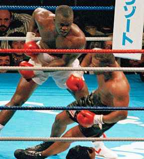 Mike Tyson vs. Buster Douglas