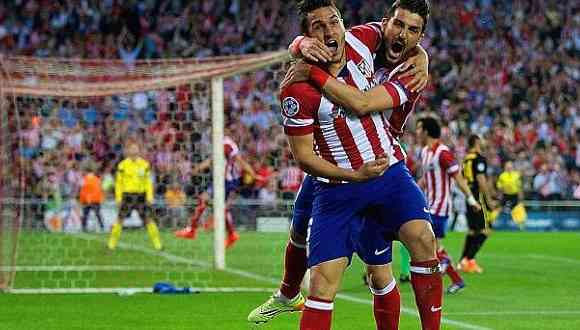 atletico Madrid Highlights 2014