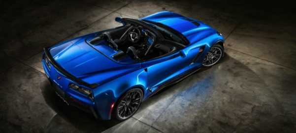 chevrolet 2015 Corvette Z06 Convertible