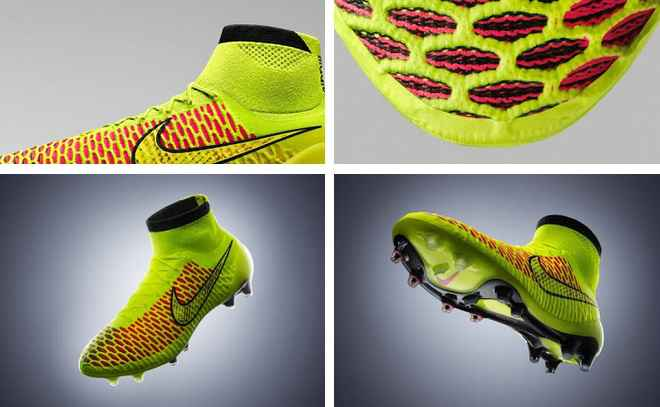 nike magista boot details
