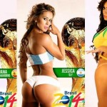 world cup 2014 hottest girls calendar