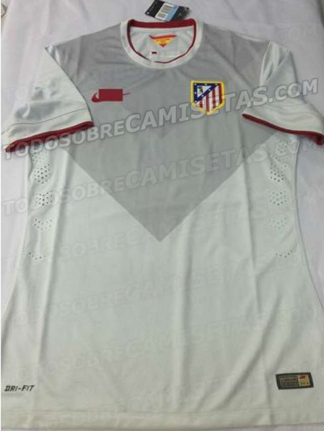 Atletico Madrid 2014-15 away kit