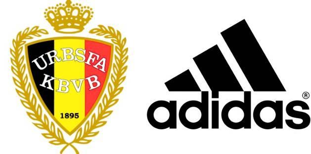 Belgium adidas kit contract