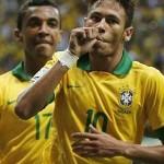 Neymar 2014 world cup brazil
