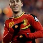 Eden Hazard 2014 world cup belgium