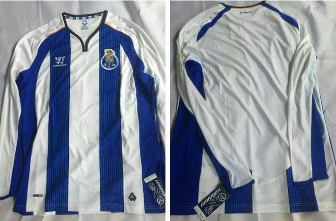 FC Porto 2015 home kit