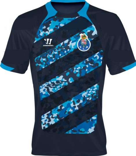 New Warrior Fc Porto   Home Kit Leaked