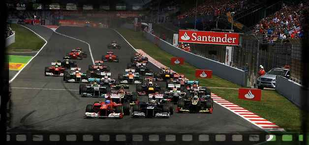Formula 1 Highlights 2014