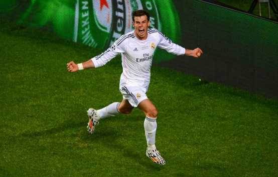 Gareth Bale Goal vs Atletico Madrid