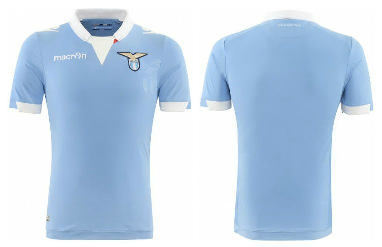 Lazio 2014-2015 home kit released