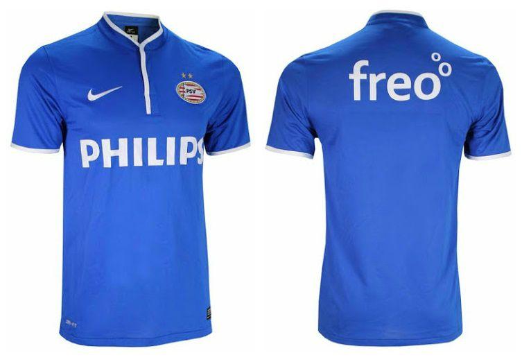 New PSV Eindhoven 2014-2015 kits