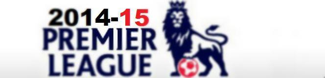 Premier League 2014-15 fixtures