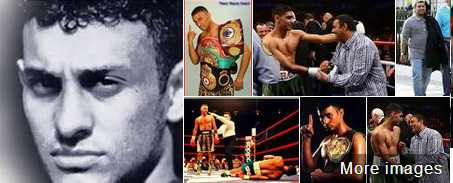 Prince Naseem Hamed greatest boxing muslim