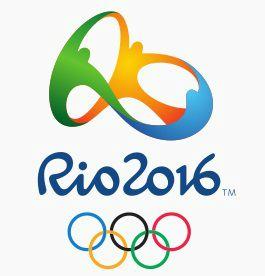 Rio Olympics 2016 official logo