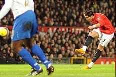 Ronaldo vs Portsmouth freekick goals