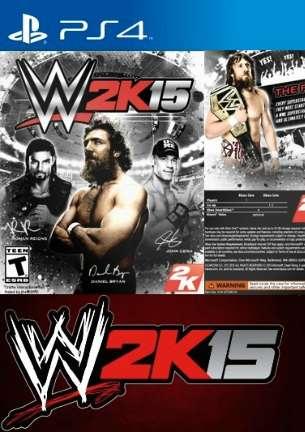 WW 2K15 release date