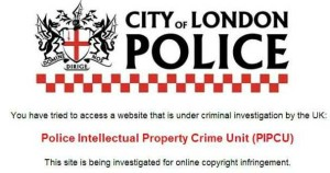 cricfree.tv suspended by pipcu london police