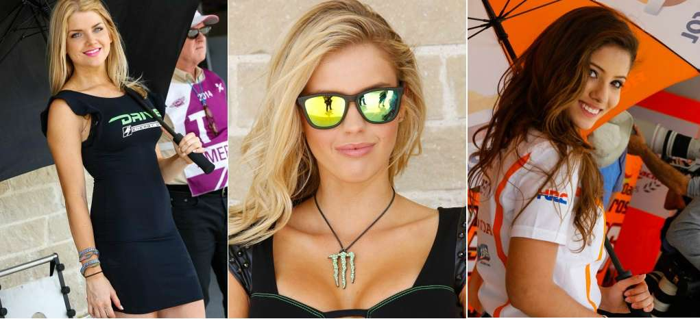 hot usa motoGP paddock girls 2014 part 2
