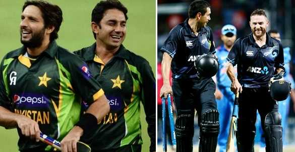 pakistan vs new zealand schedule 2014