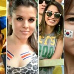 30 hot female fans pictures from world cup 2014