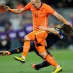 Arjan Robben fastest footballer in world cup history