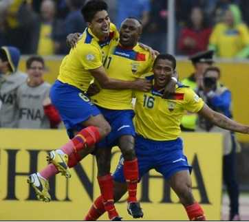 Ecuador 2014 world cup stream highlights