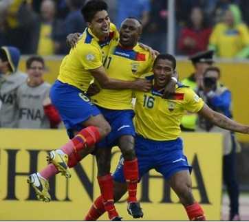 Ecuador 2014 world cup stream highlights