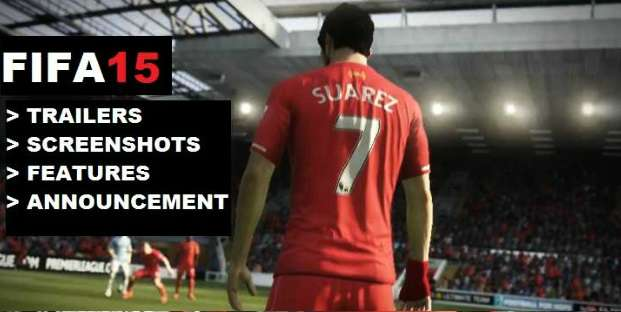 FIFA15 new features announced
