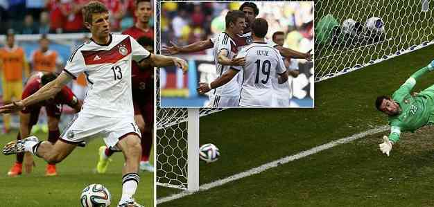 Germany vs Portugal Highlights 2014 world cup