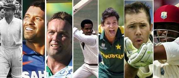 Greatest cricketers of all times
