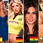 Hottest World Cup Wags