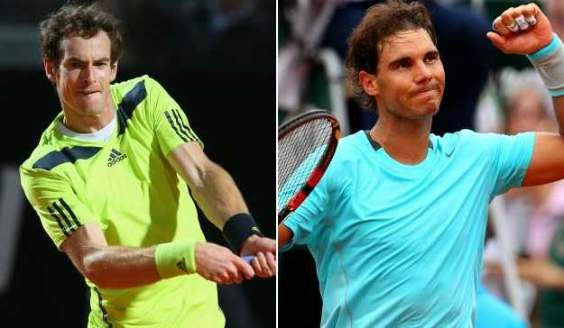 Nadal vs Murray Live Stream