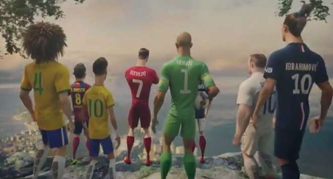 Nike the last game animated film full video