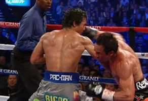 Pacquiao vs Marquez 4 knockout video