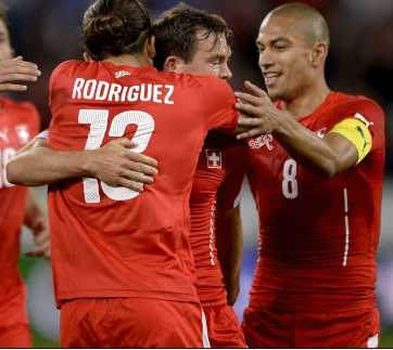 Switzerland 2014 world cup live stream highlights