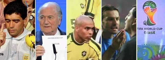 Top 10 World Cup Conspiracies Theories