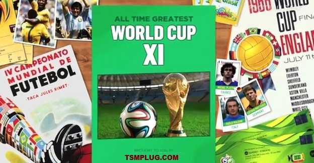 greatest world cup Xi