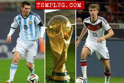 Argentina vs Germany Live Stream