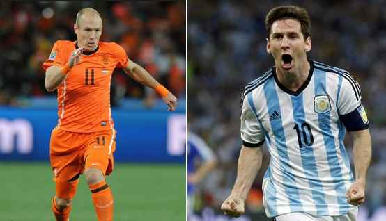 Holland vs Argentina Live Streaming